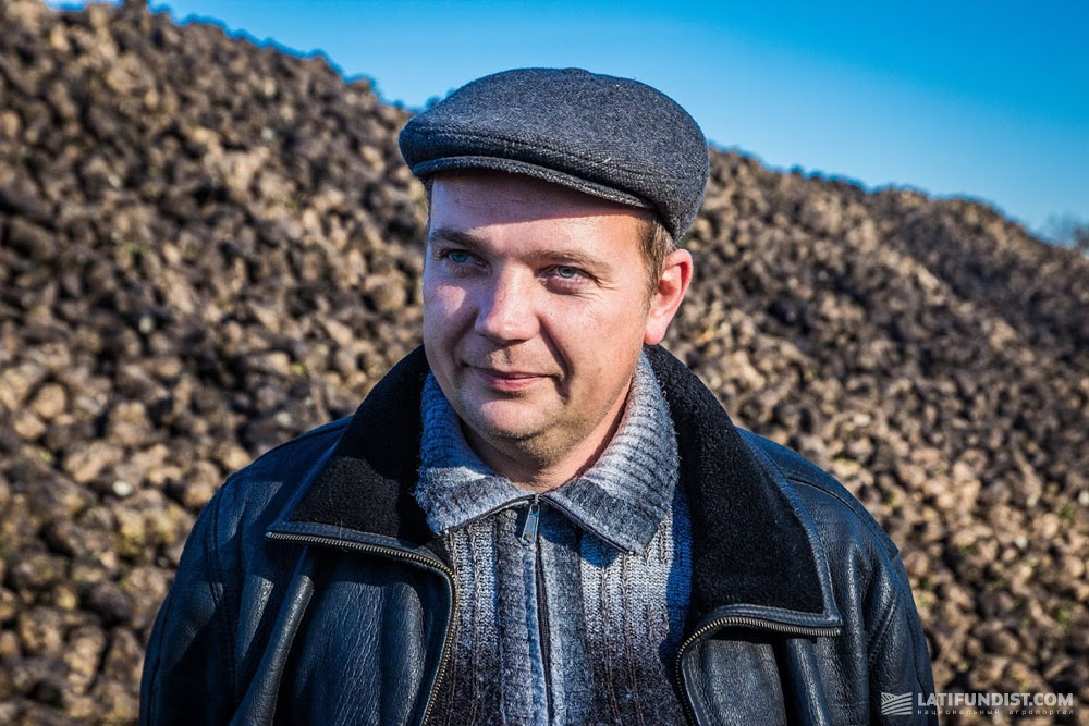 Андрей Зубов, директор «Ланна-Агро»